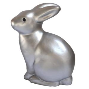 Lampka królik LED - RABBIT SILVER