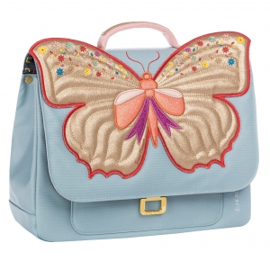Tornister - IT BAG MINI BUTTERFLY GOLD