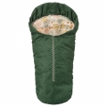 Śpiwór 16cm - SLEEPING BAG GREEN (small mouse)