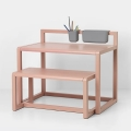 RÓŻOWE Biurko - LITTLE ARCHITECT DESK