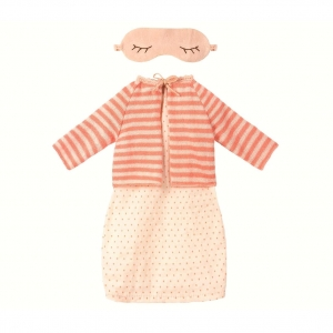 Ubranko medium - NIGHT DRESS CORAL