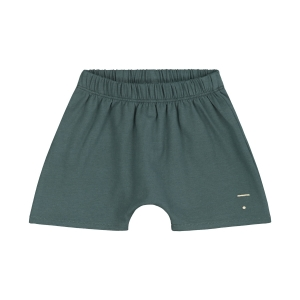 Szorty niemowlęce - BABY RELAXED SHORTS BLUE GREY