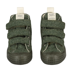 Trampki GL&NOVESTA - HIGH TOP VELCRO MOSS