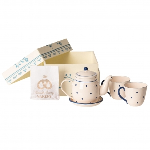 Zestaw 5cm - TEA & BISCUITS FOR TWO