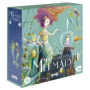 Puzzle 350elem. - MY MERMAID