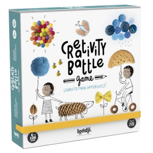 Gra kreatywna 6+ - CREATIVITY BATTLE