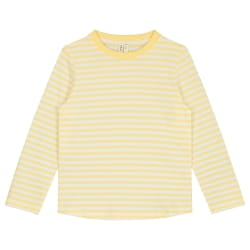 Bluzka - L/S TEE MELLOW YELLOW/OFF WHITE