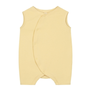 Rampers niemowlęcy - BABY GROW MELLOW YELLOW