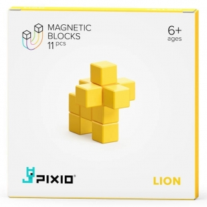 Klocki Pixio 11 Yellow LION - COLOR SERIES