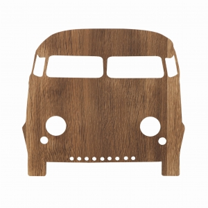 Lampka - CAR SMOKED OAK